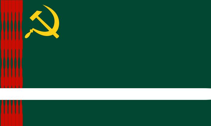 Chechenets Soviet Republic by warblooda