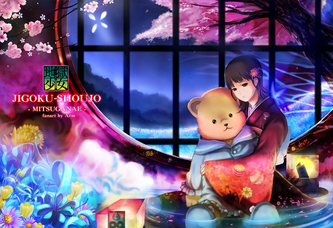 Snap Enma Ai And Yuzuki Mikage By Reinfall On Deviantart Photos On