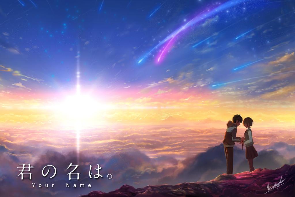 Kimi no Na wa:Filme