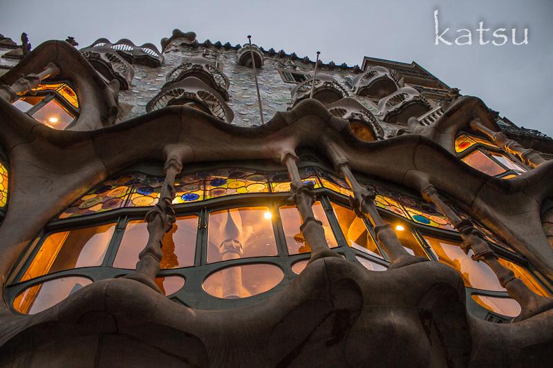 Casa Batllo #1 by kouKatsumi