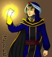 Mozenrath for Majidora by pikimomo