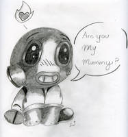 Are you my mommy? by VegetaFan79
