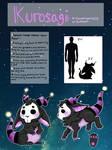 Kurosagi Species Sheet (part1)