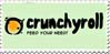 Crunchyroll Stamp by ReonelGray