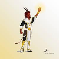 DND Character 04 by AyalaNaylo