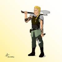 DND Character 05 by AyalaNaylo