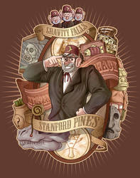 Gravity Falls - Stan the Man