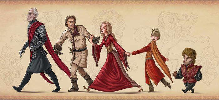Lannisters of Westeros