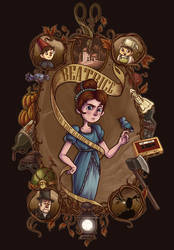 Over the Garden Wall - Beatrice