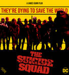 The Suicide Squad Lineup Poster