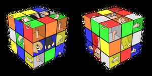 Rubik's Body Slider