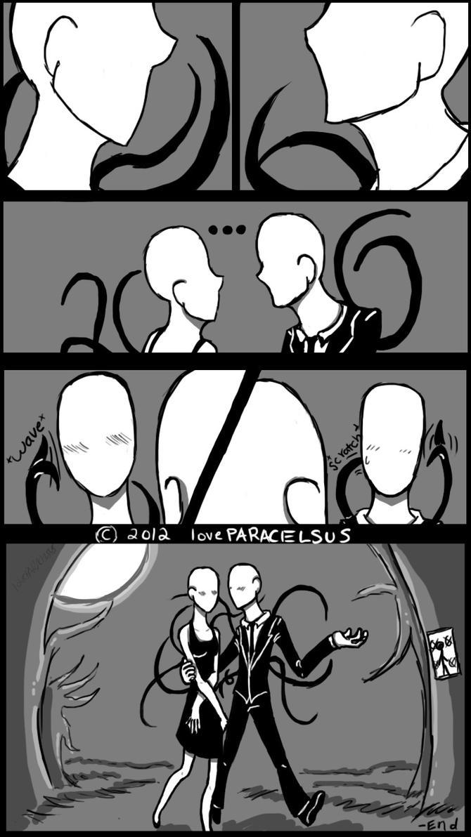 slenders comic by lovesalsa on deviantart