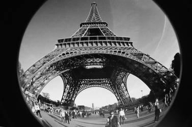 La tour Eiffel II