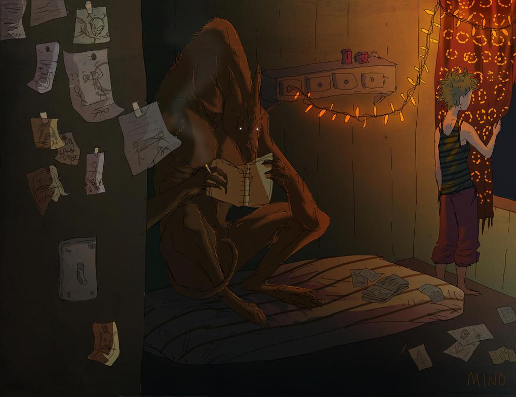 Bedroom by Exobio