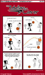 What if.. Rebellious n Clever by simpleCOMICS