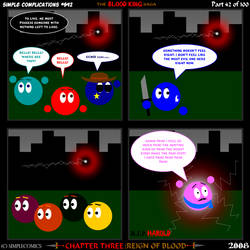Blood King Saga Pt. 42 by simpleCOMICS
