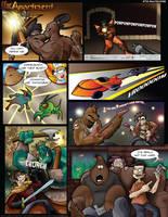 Same Apt - Guest Comic by simpleCOMICS