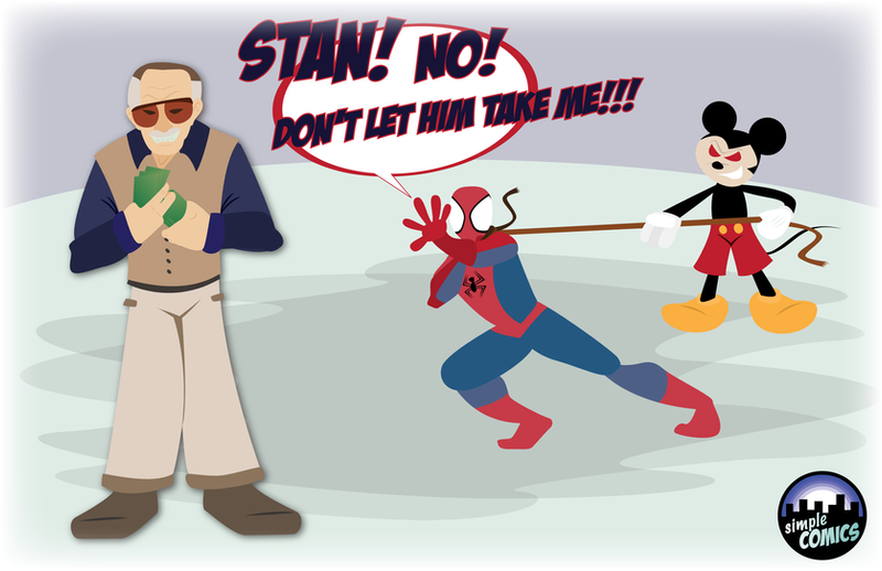 Humor - Page 4 Disney_Buys_Marvel_by_simpleCOMICS