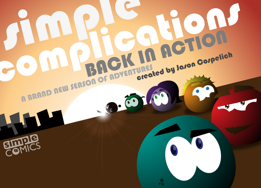 SC: Ch.16 - BACK IN ACTION by simpleCOMICS