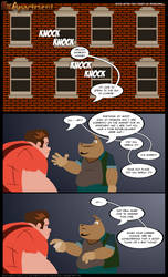 Same Apartment pg 202.. (Guest Comic) by simpleCOMICS