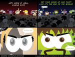 SC695 - Battle of the Bands 15 by simpleCOMICS