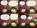 SC913 - Derek and David by simpleCOMICS