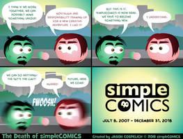 The Death of simpleCOMICS Pt. 47