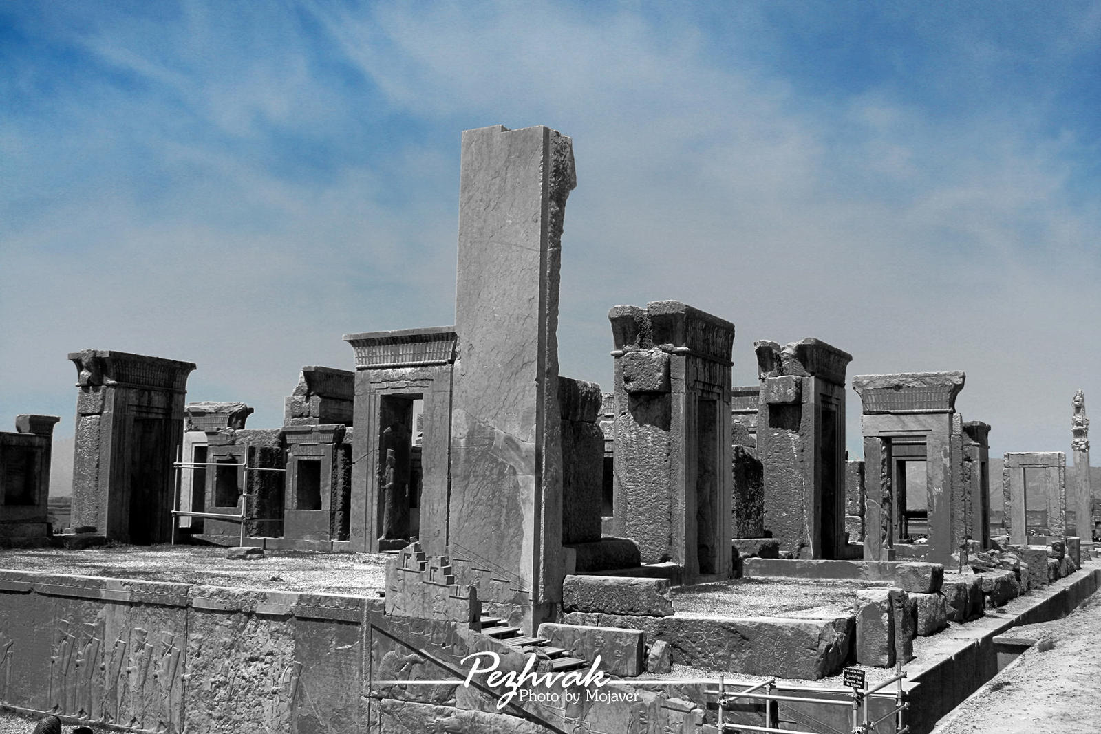 persepolis imagery The ritual landscape at persepolis mark b  the focus of this book is a corpus of glyptic imagery preserved as impressions on two large archives of.