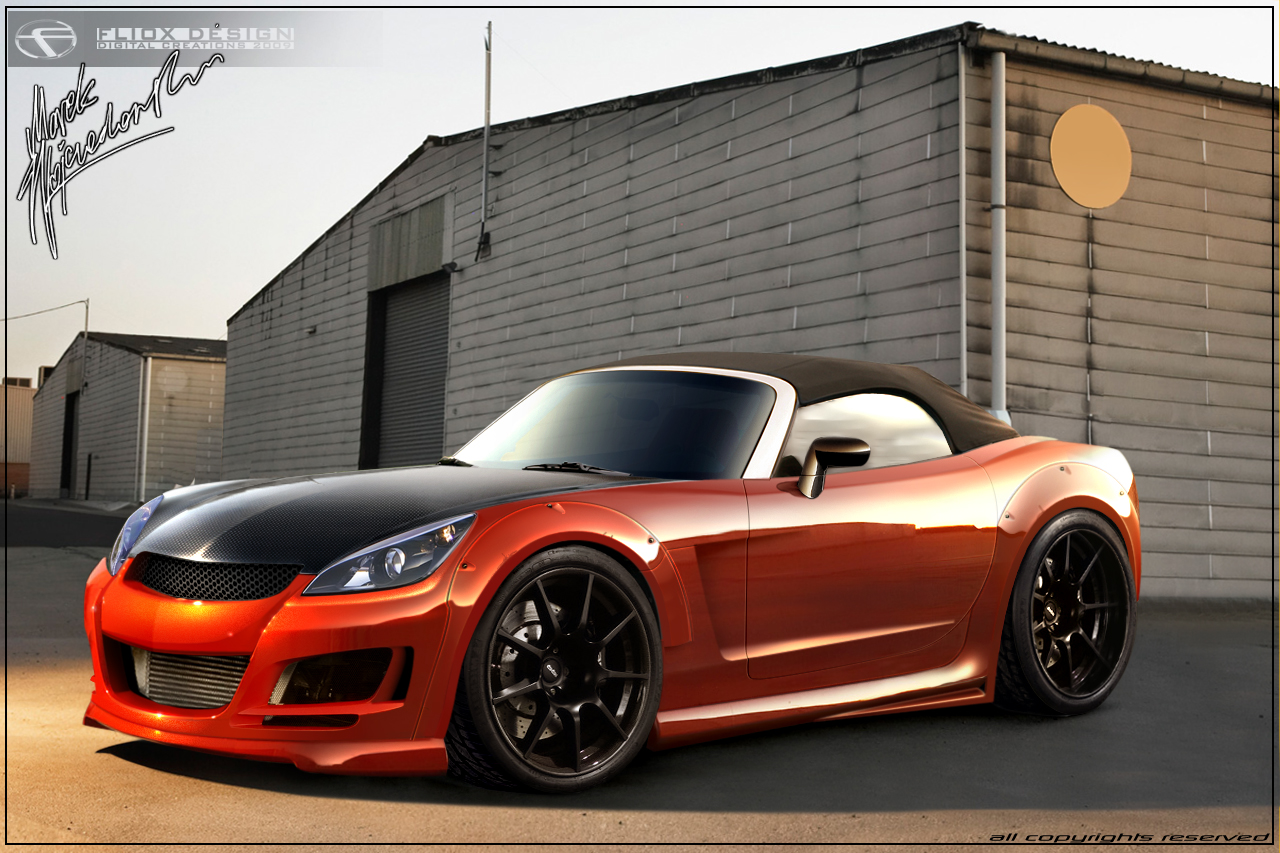 Awesome Saturn Sky By FliOx Saturn Sky By FliOx