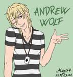 [OC: WMC] Andy