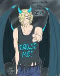 [RP: SAB] Drawlloween 02: Devil