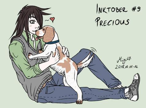 [OC: WMC] Inktober 09: Precious