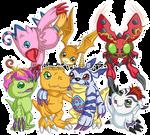 [FanArt: Digimon] Leb deinen Traum