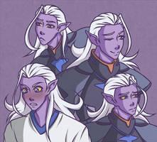 [FanArt: Voltron] Prince Lotor