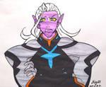 [FanArt: Voltron] Lotor