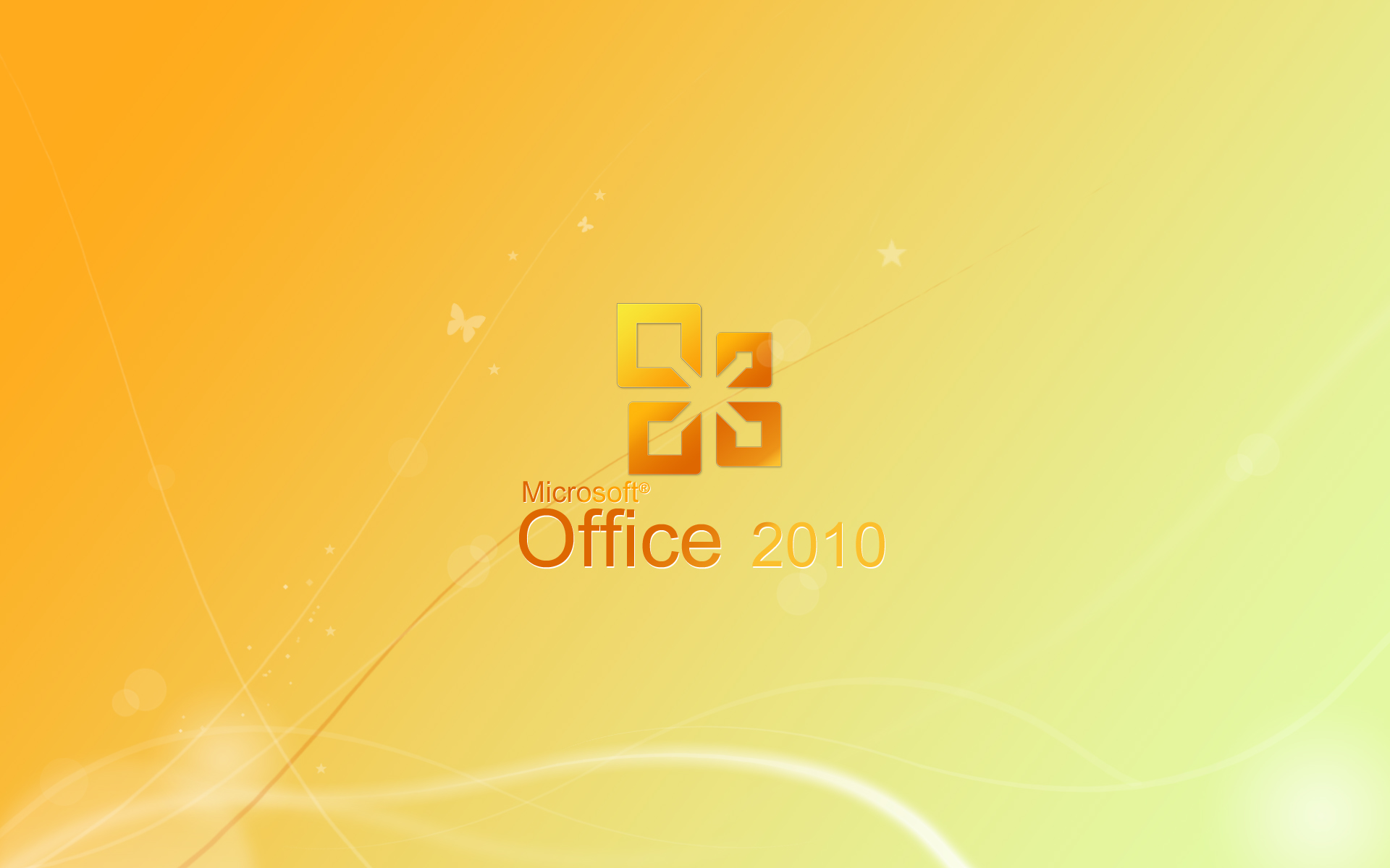 Office 2010 Wallpaper by Mr-Thien