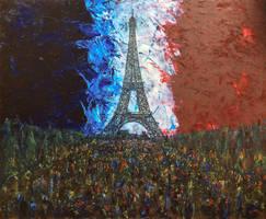 Je Suis Paris by seangregory