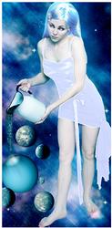 Age of Aquarius by VampiaZee
