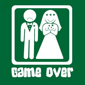 get married..get over by Sarkrig