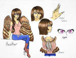 Heather Profile: TMNT 2012 Character Reference
