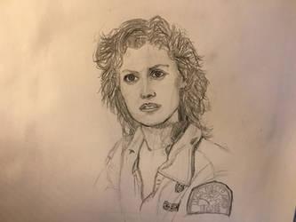 Ellen Ripley by J-Edgar-Pinkerton