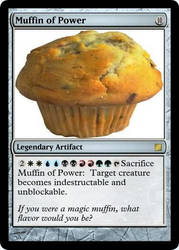 Muffin of Power