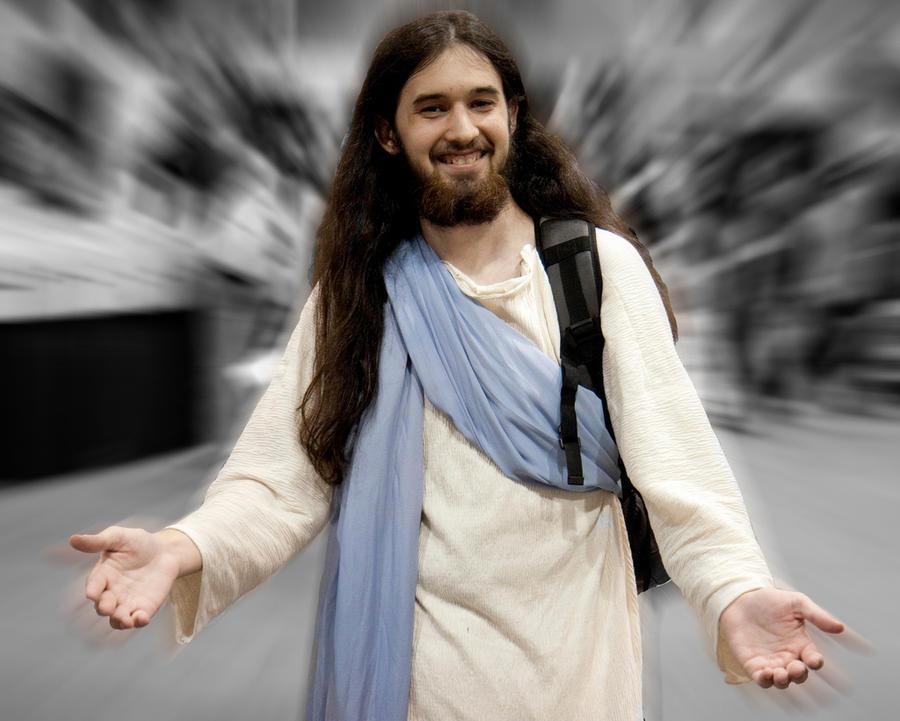 Jesus at SDCC 2009