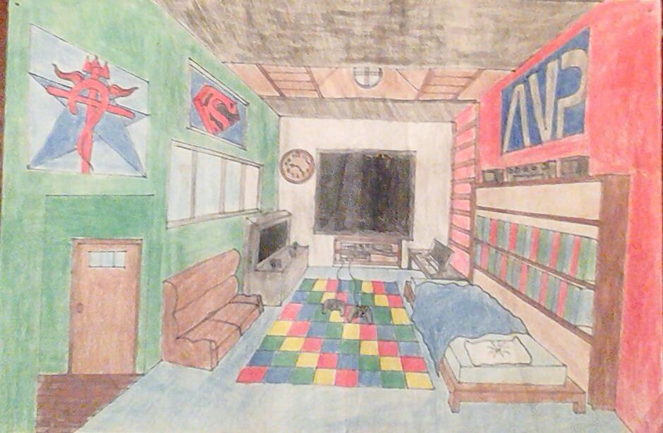 Dream Bedroom By Shinigamieye7 On DeviantArt