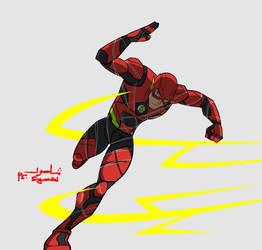 Ezra Miller the flash.