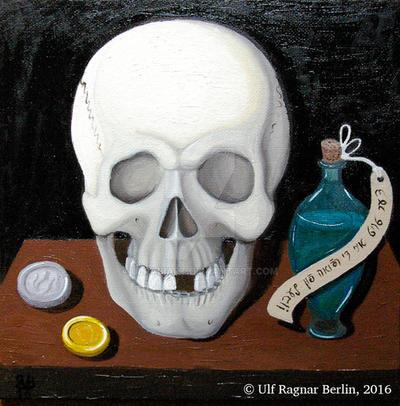 Stilleben III/Still Life III by Ulrabiart