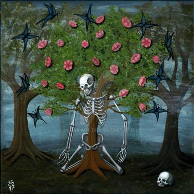 Skeletree by Ulrabiart