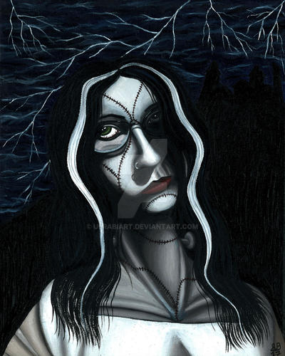 Fraeulein Frankenstein/Miss Frankenstein by Ulrabiart