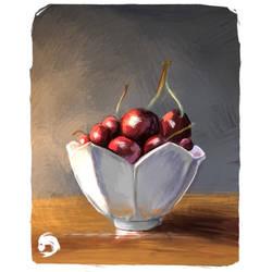 Cherry bol practice