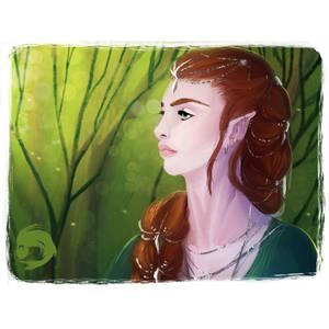The Elf Queen ( YouTube ! )